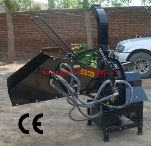 Hydraulic Wood Chipper Shredeer, CE Approved pictures & photos
