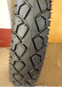 110/90-16, 130/90-15 Motorcycle Tyre TT&TL (DX-006) pictures & photos