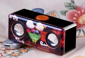 Mobile Phone Speaker with Card Reading Function (N85)
