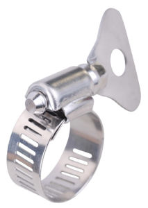 Hose Clamp with Thumb Screw pictures & photos