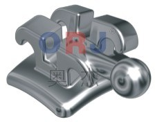 Orthodontic Gem Series MBT Bracket