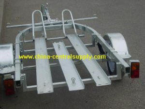 2 Rail Motorcycle Trailer (CT0301B) pictures & photos