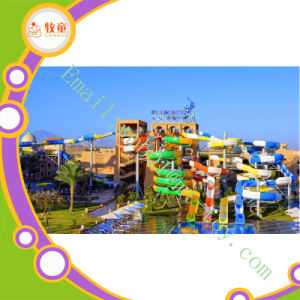 Water Slides Prices and Fiberglass Water Slide Tubes for Sale pictures & photos