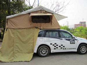 Roof Top Tent with Annex Room pictures & photos