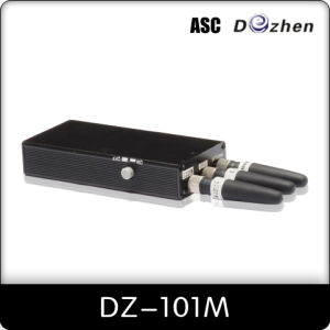 800 /900 /1800 /1900 /3G Portable Cell Phone Jammer ( DZ-101M )