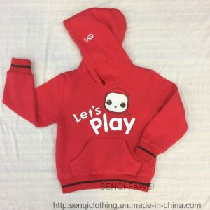 Casual Style Boy Jacket Fashion Outdoor Coat with Hood Sq-6441 pictures & photos