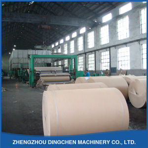 90t/D 3200mm Kraft Paper Machine Craft Paper Mill pictures & photos