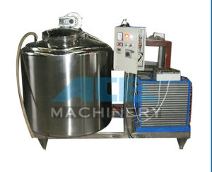 Sanitary Bulk Milk Cooling Tank 2000liter pictures & photos