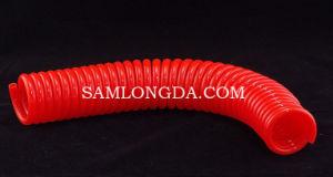 Polyurethane Coil Hose, PU Spiral Air Hose for Pneumatic System pictures & photos