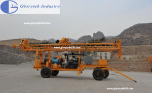 150m Trailer Mounted Borehole Core Drilling Rig (GL-II) pictures & photos