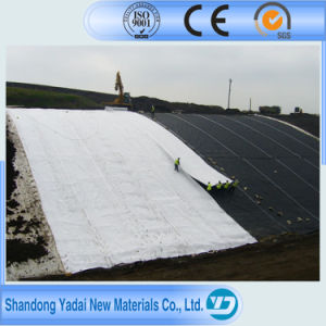 Polyester Non Woven Geotextile Geosynthetics pictures & photos