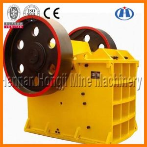 Pex Fine Jaw Crusher with ISO Certificate