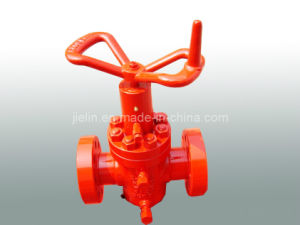 "2-1/16"" 5m Expanding Gate Valve for Wellhead Valves pictures & photos"