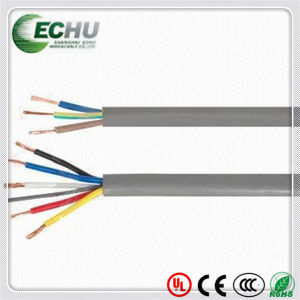 Round Electrical Elevator Cable (8544492100 (HS Code)) pictures & photos