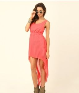 High-Low Dress/Skirt