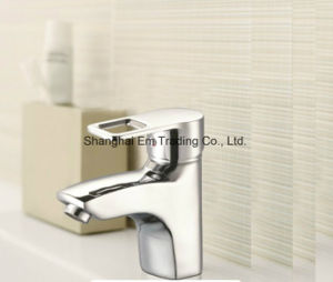 Polishing Brass Sink Faucet Brass Water Valve pictures & photos