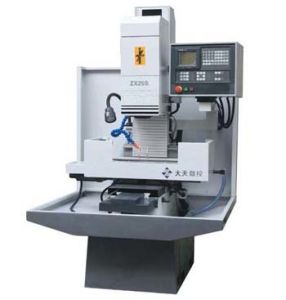 Economical CNC Milling Machine (ZX25S)