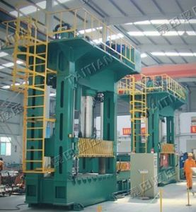 Hydraulic Die Spotting Press (TT-LM500T/MY) pictures & photos