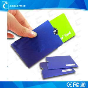 RFID Blocking Sleeve Credit Card Anti Theft Shield pictures & photos
