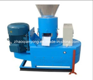CE Approved 2000-2500kg/H Flat Die Chicken Manure Pellet Mill pictures & photos