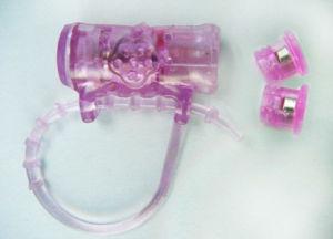 Vibrating Ring Sex Toy,Adult Toy (XT-1002B)