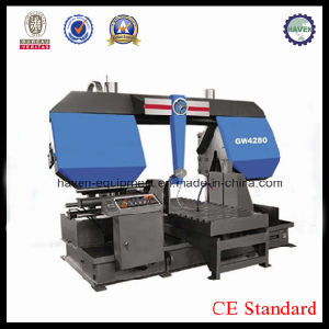 Horizontal Band Sawing Machine, Double Column Band Sawing Machine (GW4280/100) pictures & photos