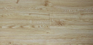 Flat Laminated Wood Flooring with Crystal Surface -Ly201 pictures & photos