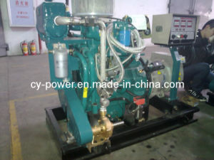 12-90kw Marine Generator, Nanchang Diesel Engine with Stamford Alternator pictures & photos