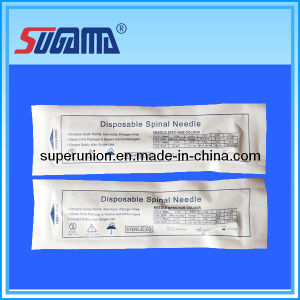 Medical Disposable Safety Spinal Needle pictures & photos