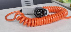 SAE J1772 Charging Plug
