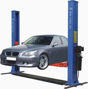 Wld230d Two Post Car Lift / Two Post Car Hoist pictures & photos