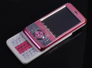 Slide Dual SIM Card Mobile Z550