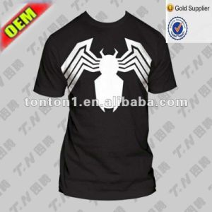 Manufactory Custom Logo Print White T Shirt pictures & photos