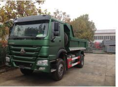 Low Price 4X2 Sinotruck HOWO Dump Truck for Sale pictures & photos