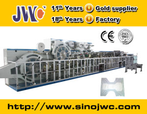 High Quality Disposable Adult Diaper Making Machine Manufacturer Jwc-Lkz pictures & photos