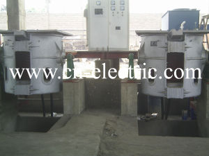 Aluminum Melting Induction Furnaces pictures & photos