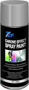 Chrome Spray Paint