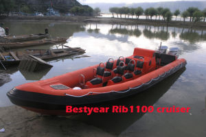 Model Cruiser (Rib1100) Passenger Rib