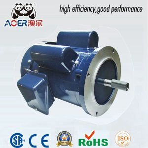 High Efficiency IEC Standard Electric AC Motor 550W pictures & photos