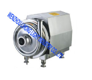 Stainless Steel Sanitary Centrigugal Pump (LH-Pump) pictures & photos