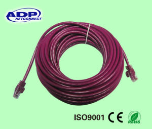 Local Internet Cable Patch Cord UTP CAT6 pictures & photos