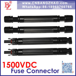 Factory Customize 1500VDC PV Cable with 1500VDC Fuse Connector Harness pictures & photos