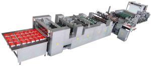 Automatic Flexo Printing and Book Stitching Machine (LYRDT-930)