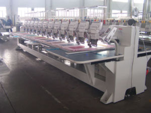 Sequin Embroidery Machine (9 COLORS, 12 HEADS )