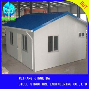 Single Storey Slope Roof Modular Prefabricated House pictures & photos