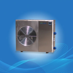 Air Water Heat Pump Pool Heater with High Cop pictures & photos