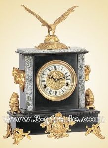 Imitation Antique Clock (JGP129A)