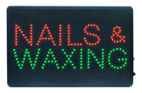 LED Billboard (Nails & Waxing)