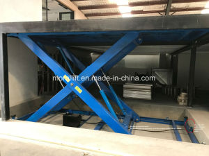 Top Quality Scissor Hydraulic Car Parking Lift pictures & photos