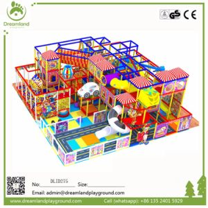 Children Indoor Playground, Preschool Kids Indoor Playground Equipment pictures & photos